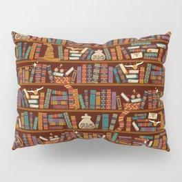 Bookshelf Pillow Sham