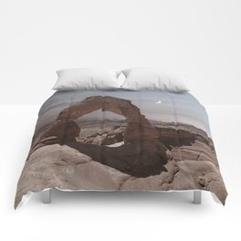 arches in a dream Comforters