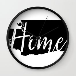 Washington-Home Wall Clock