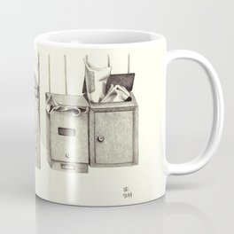 Delivery Options Coffee Mug