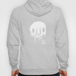 Disappearing Face - White Hoody