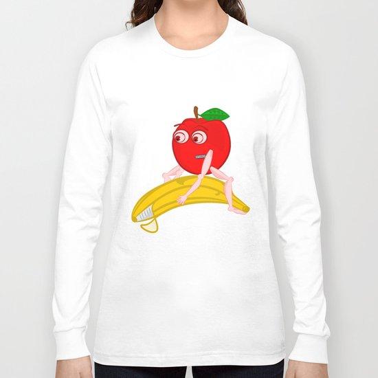 Osteopath Fruit Long Sleeve T-shirt