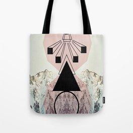 Pure White Tote Bag