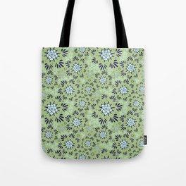 Sakura and the Wind Tote Bag