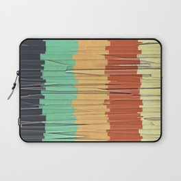 Shreds of Color Laptop Sleeve