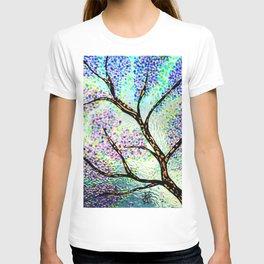 Lavender Branch T-shirt