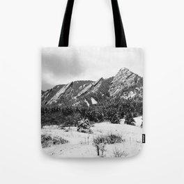 Flatirons - Neopan 1600 Tote Bag