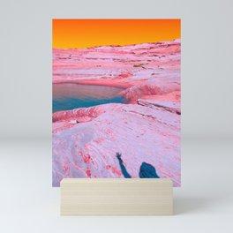 Primary Signs of Life Mini Art Print