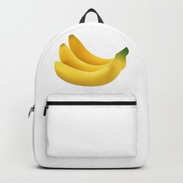 3d banana Backpack