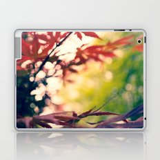 Cloudy With  A Chance of Maple Laptop & iPad Skin