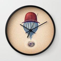 Globo Ocular Wall Clock