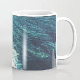 Beach Nazare Coffee Mug