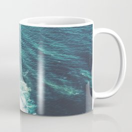 Beach Nazare Coffee Mug