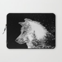 Winter Wolf Laptop Sleeve
