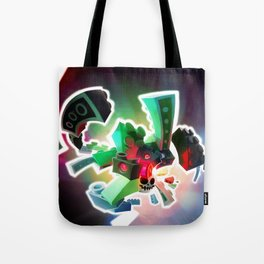 Ablogical Binding Substance Tote Bag
