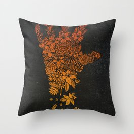 Annihilation Throw Pillow