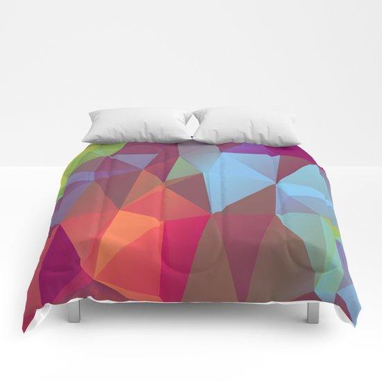 Vertices 9  Comforters