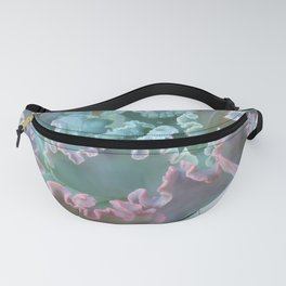 Succulent in the Sand Fanny Pack