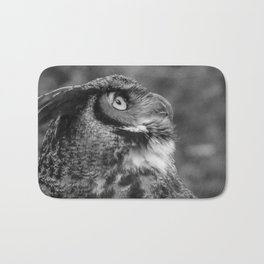 The Gaze by Teresa Thompson Bath Mat