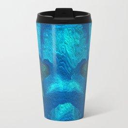 Mirror whales Travel Mug
