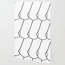 side boob Wallpaper