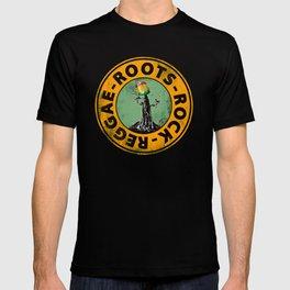 Roots - Rock - Reggae. T-shirt