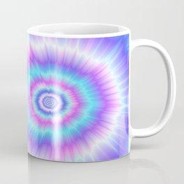 Trippy Tie Dye Coffee Mug