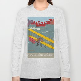 Wilbur and Orville Wright, 1903 (c) Long Sleeve T-shirt