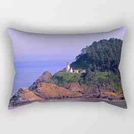 Haceta Head Lighthouse Rectangular Pillow