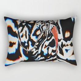 Tripping Pepper Rectangular Pillow