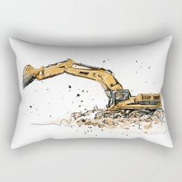 Shovel Rectangular Pillow