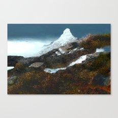 Crucible Crossing Canvas Print