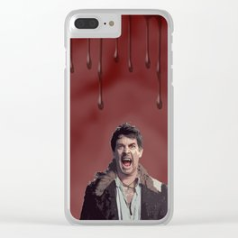 Deacon Clear iPhone Case