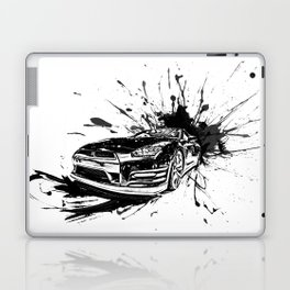 GTR Inked Laptop & iPad Skin