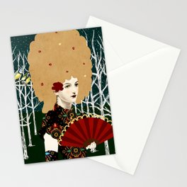 Adel 3 Stationery Cards