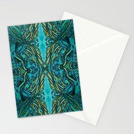 Underwater secrets Stationery Cards