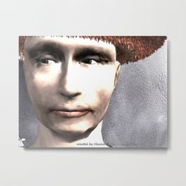 Crawn Of Russian Czar Metal Print