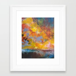 That And So Much More Framed Art Print