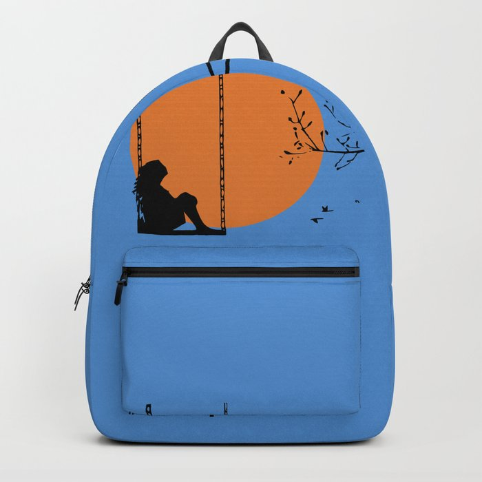 Dreaming like a child Backpack