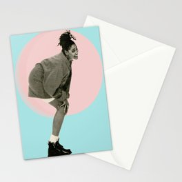 love for the sistah Stationery Cards