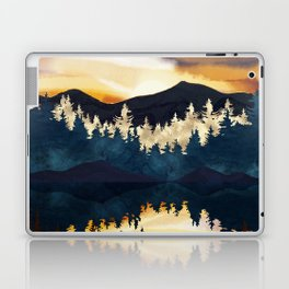 Fall Sunset Laptop & iPad Skin
