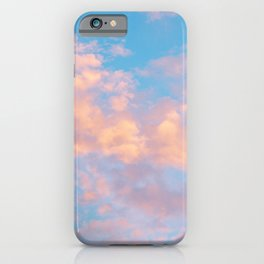 Dream Beyond The Sky (no text) iPhone Case