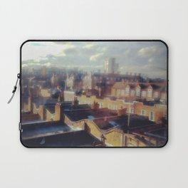 London roof top. Laptop Sleeve