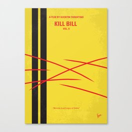 No049 My Kill Bill - part 2 MMP Canvas Print