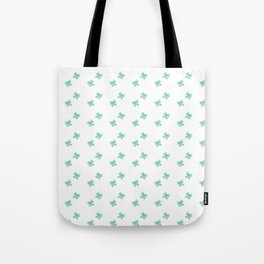 Butterfly Shower Tote Bag