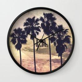 L.A. Love Wall Clock