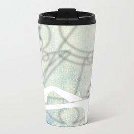 Glasses Are Cool Metal Travel Mug