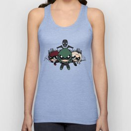 Protectors of the City Unisex Tank Top