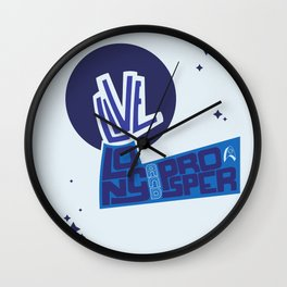 Live long... Wall Clock