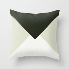 MNML II Throw Pillow